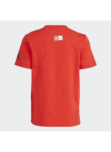 adidas G Dsny T Kırmızı